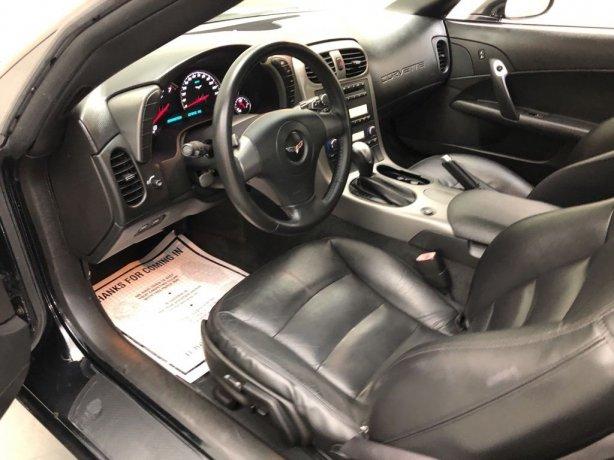 2007 Chevrolet Corvette for sale Houston TX