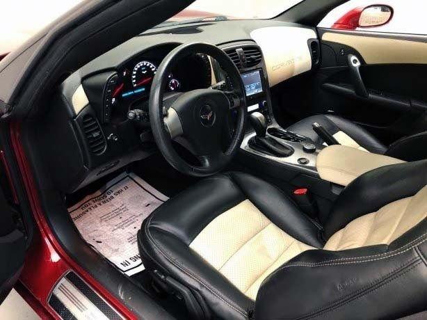 2008 Chevrolet Corvette for sale Houston TX