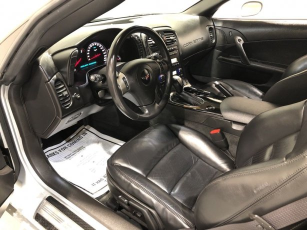 2009 Chevrolet Corvette for sale Houston TX
