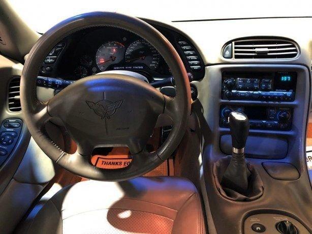 used 2003 Chevrolet Corvette for sale near me