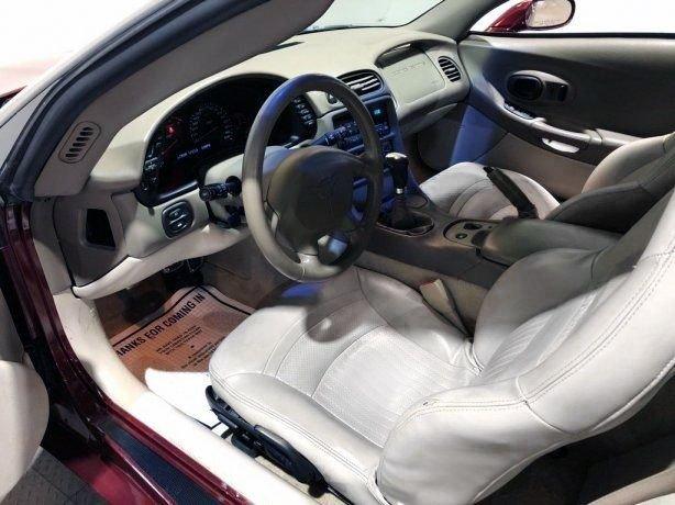 2003 Chevrolet Corvette for sale Houston TX