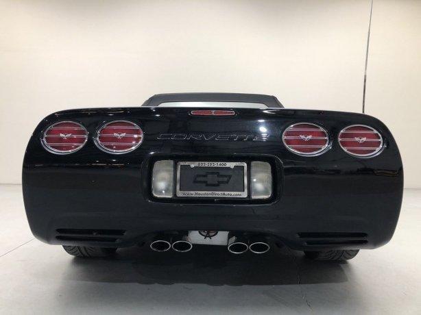 used 2004 Chevrolet Corvette