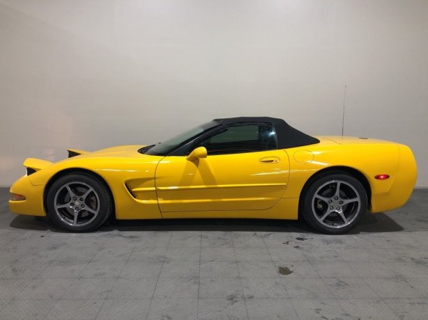 used 2000 Chevrolet Corvette for sale