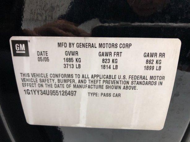 Chevrolet 2005 for sale Houston TX