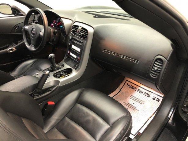 cheap Chevrolet Corvette for sale Houston TX