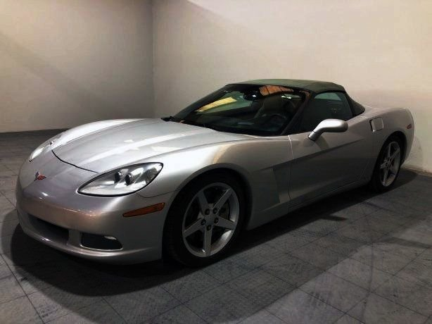 Used 2007 Chevrolet Corvette for sale in Houston TX.  We Finance!
