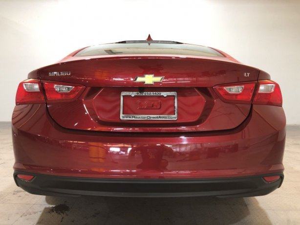 2018 Chevrolet Malibu for sale