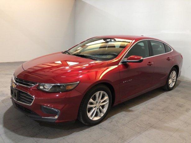 Used 2018 Chevrolet Malibu for sale in Houston TX.  We Finance!