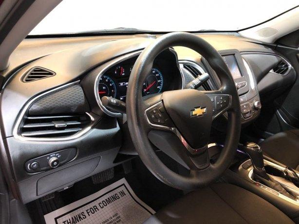 2018 Chevrolet Malibu for sale Houston TX