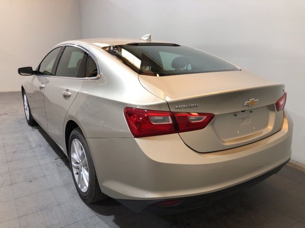 Chevrolet Malibu for sale near me