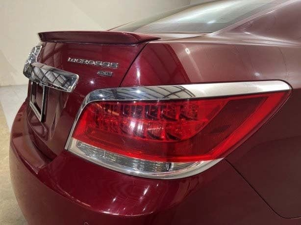 used Buick LaCrosse for sale near me