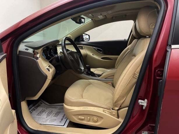 used 2011 Buick LaCrosse for sale Houston TX