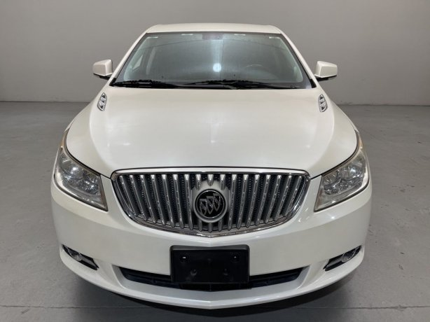Used Buick LaCrosse for sale in Houston TX.  We Finance!