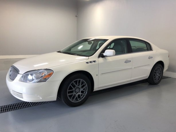 Used Buick Lucerne for sale in Houston TX.  We Finance!