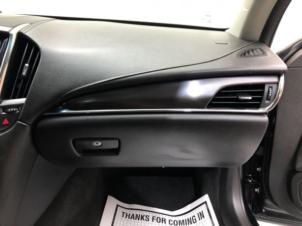 cheap used 2016 Cadillac ATS for sale