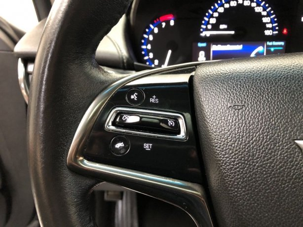 used Cadillac ATS for sale Houston TX