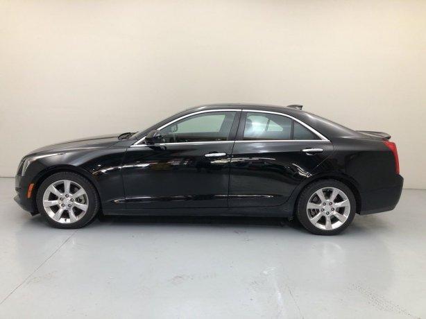 used Cadillac