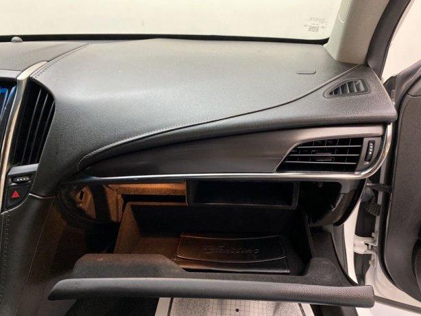 cheap Cadillac ATS for sale Houston TX
