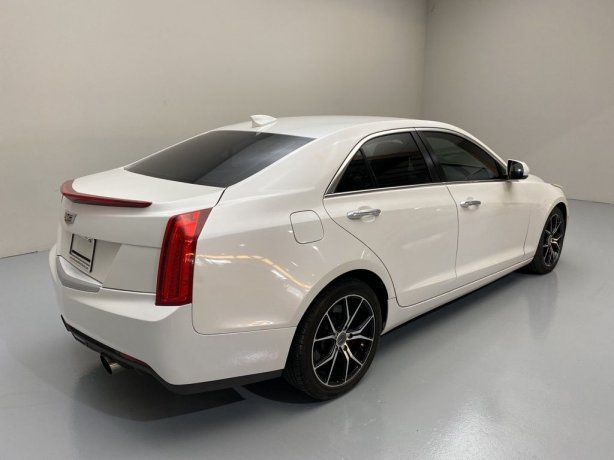 used Cadillac ATS