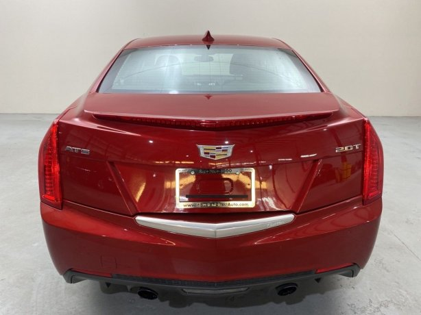 2017 Cadillac ATS for sale