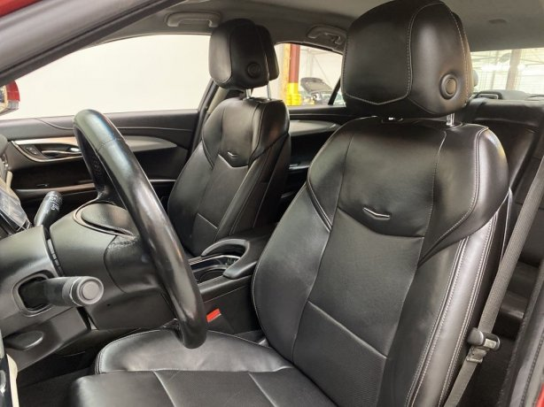 used 2017 Cadillac ATS for sale Houston TX
