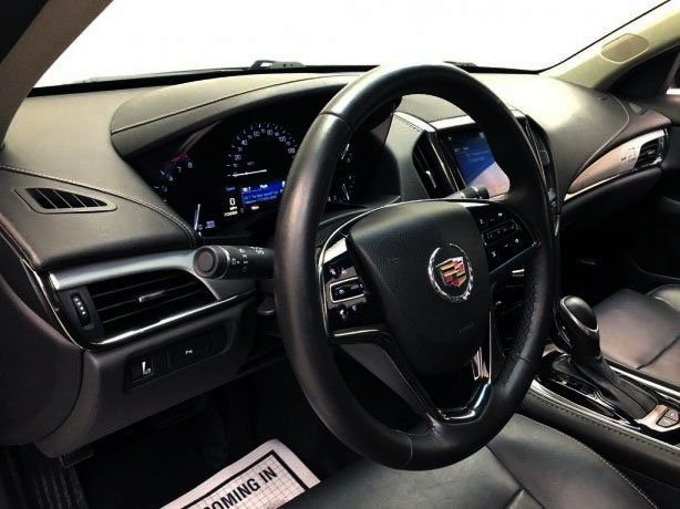 2013 Cadillac ATS for sale Houston TX