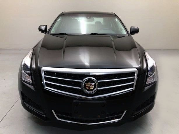 Used Cadillac ATS for sale in Houston TX.  We Finance!
