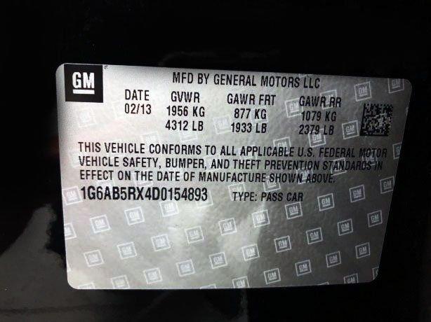 Cadillac ATS cheap for sale near me