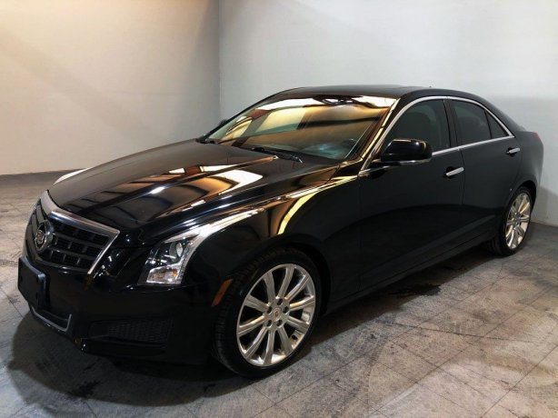 Used 2013 Cadillac ATS for sale in Houston TX.  We Finance!