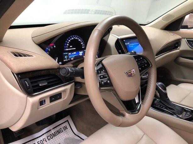 2015 Cadillac ATS for sale Houston TX