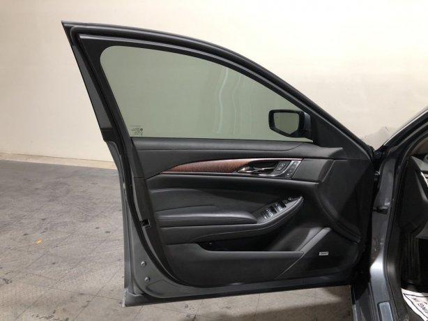 used 2018 Cadillac CTS