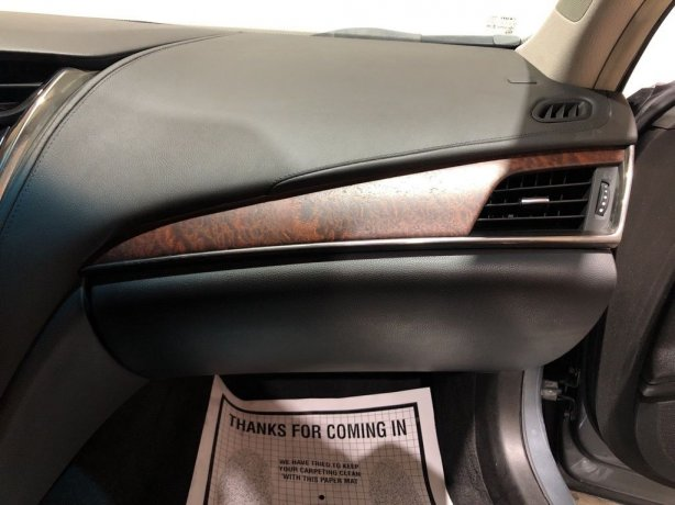 cheap used 2018 Cadillac CTS for sale