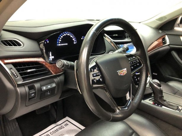 2015 Cadillac CTS for sale Houston TX