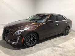 2015 Cadillac CTS 2.0L Turbo Performance