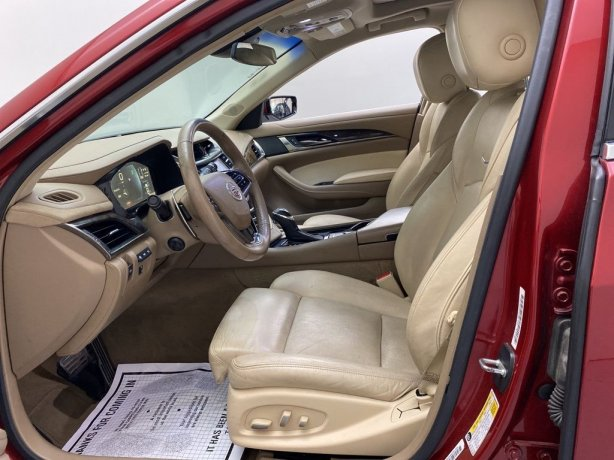 used 2014 Cadillac CTS for sale Houston TX