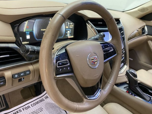 2014 Cadillac CTS for sale Houston TX