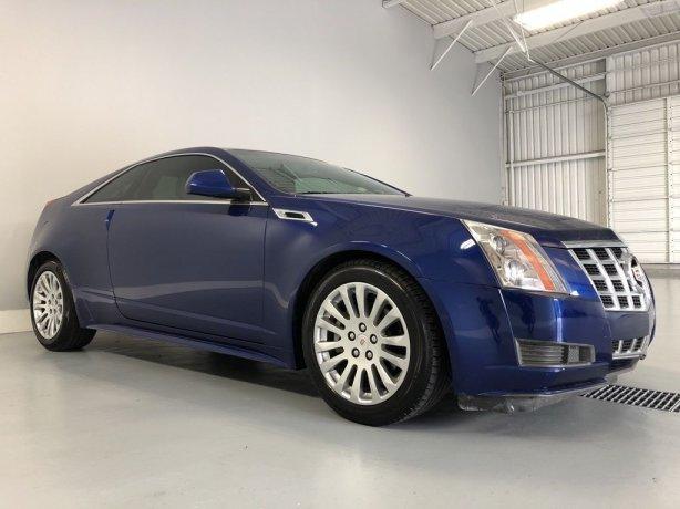 2013 Cadillac CTS Base