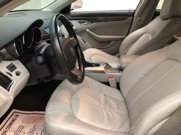 used 2012 Cadillac CTS for sale Houston TX
