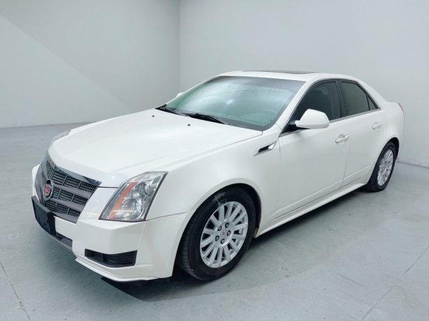 Used 2011 Cadillac CTS for sale in Houston TX.  We Finance!