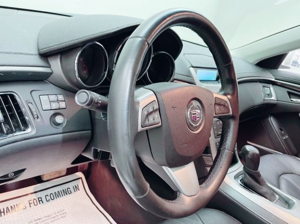 2011 Cadillac CTS for sale Houston TX