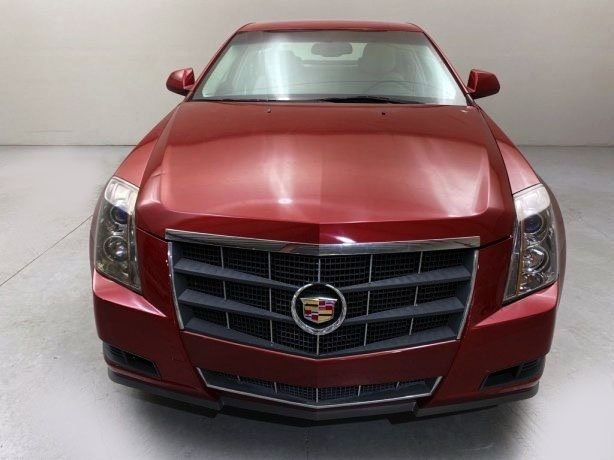 Used Cadillac CTS for sale in Houston TX.  We Finance!