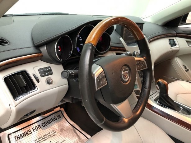 2012 Cadillac CTS for sale Houston TX