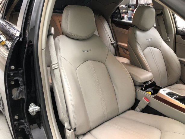 cheap Cadillac CTS for sale Houston TX