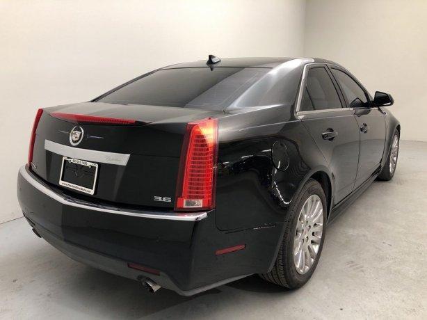 used Cadillac CTS