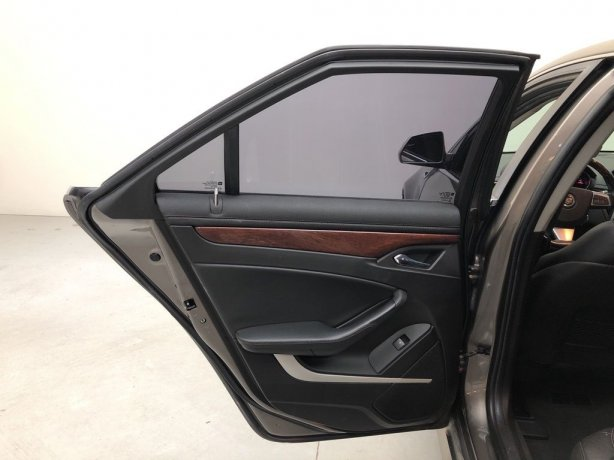 used 2012 Cadillac CTS for sale near me