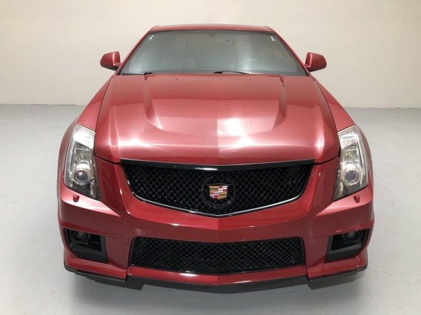 Used Cadillac CTS-V for sale in Houston TX.  We Finance!