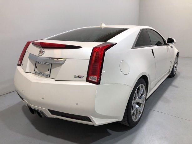 used Cadillac CTS-V