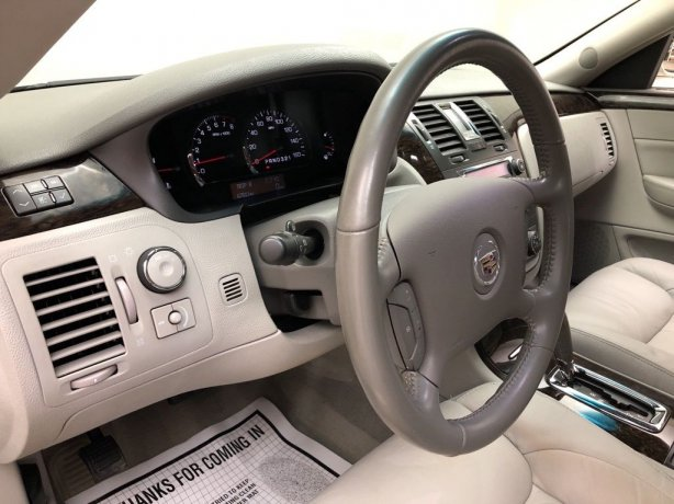 2010 Cadillac DTS for sale Houston TX