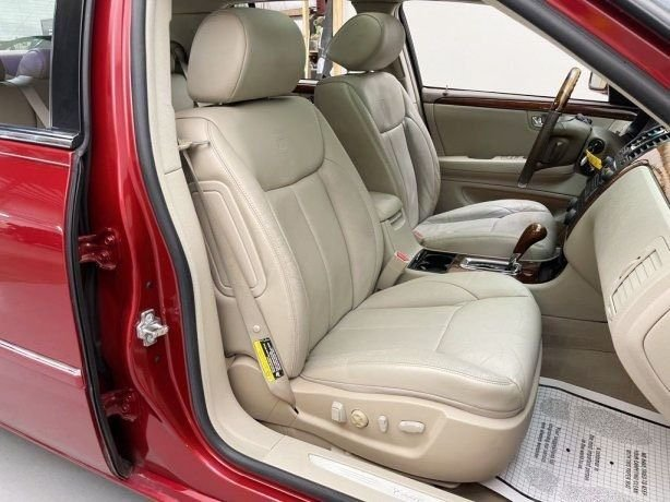 cheap Cadillac DTS for sale