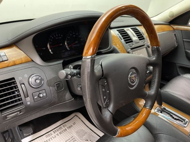 2009 Cadillac DTS for sale Houston TX